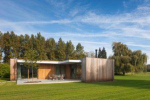 H3 houtskeletbouw Wijgmaal bio ecologisch