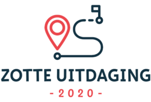 zotte uitdaging 2020 logo