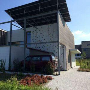H3 bio-ecologische houtskeletbouw hernieuwbare energie zonnepanelen
