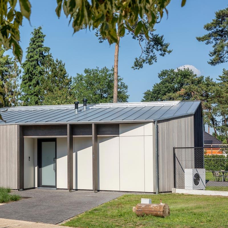 H3 bio-ecologische houtskeletbouw hernieuwbare energie warmtepomp