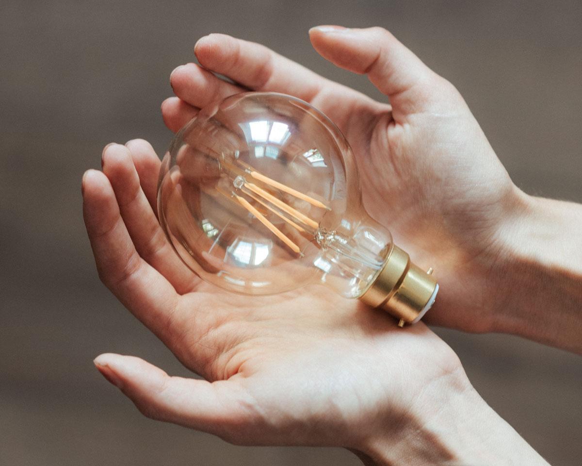 CO2 uitstoot in je woning verminderen met ledlampen
